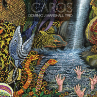 Album Icaros by Dominic J Marshall