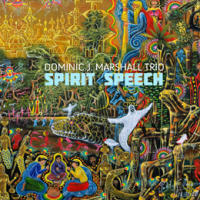 Album Spirit Speech by Dominic J Marshall