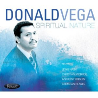 Album Spiritual Nature by Donald Vega