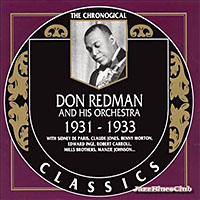 Don Redman and His Orchestra: Classics 1931-1933