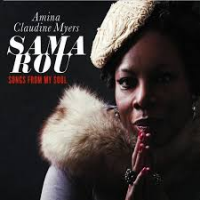 Album Sama Rou. Songs From My Soul by Amina Claudine Myers