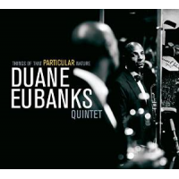 Album Things Of That Particular Nature by Duane Eubanks