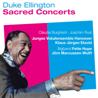 "Read ""Jazz Quanta June: The Sacred Orchestral: Duke Ellington and Wynton Marsalis"" reviewed by"