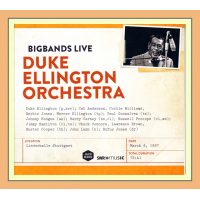 Duke Ellington Orchestra: Big Bands Live