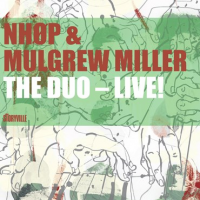 Album The Duo - Live! by Niels-Henning Orsted Pedersen