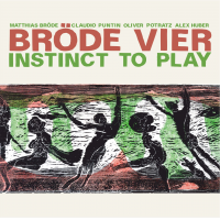 Album Instinct to Play by Matthias Broede