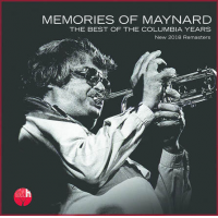 Album Memories of Maynard by Maynard Ferguson