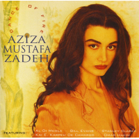 Album Dance Of Fire by Aziza Mustafa Zadeh
