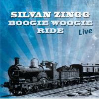 Album Boogie Woogie Ride (Live) by Silvan Zingg