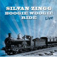 Boogie Woogie Ride (Live) by Silvan Zingg