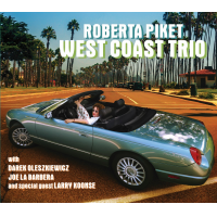 Album Roberta Piket: West Coast Trio by Roberta Piket