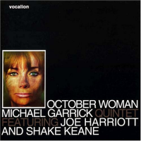 Michael Garrick: Oct. Woman