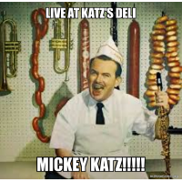 Mickey Katz: Live at Katz's Deli