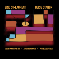 Album Bliss Station by Eric St-Laurent