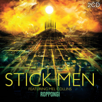 Album Roppongi by Stick Men
