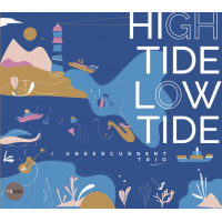 Album High Tide Low Tide by Iman Spaargaren