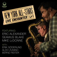 The New York All-Stars: Live Encounter
