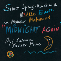 Album midnight again by Simon Spang-Hanssen