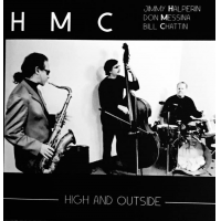 Album High And Outside by Jimmy Halperin