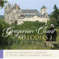 "Read ""Gregorian Chant – Melodies I & II"""