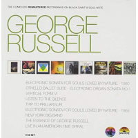 Album The Complete Remastered Recordings On Black Saint & Soul Note by George Russell