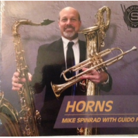 Album Horns by Mike Spinrad