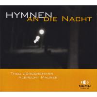 Album Hymnen an die Nacht by Theo Jorgensmann
