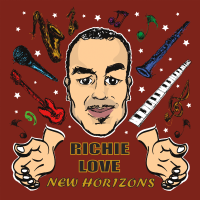 Richie Love  NEW HORIZONS