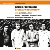 Album From Always to Now by Enrico Pieranunzi