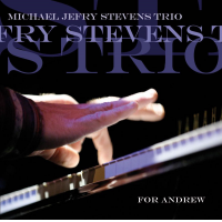"Album Michael Jefry Stevens Trio ""For Andrew"" by Michael Jefry Stevens"