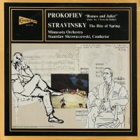 Album STRAVINSKY - The Rite of Spring by Ralph Hepola
