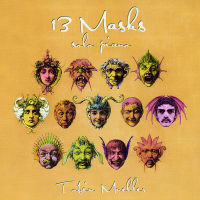 Album 13 Masks by Tobin Mueller