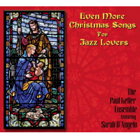 Album Even More Christmas Songs for Jazz Lovers by Paul Keller