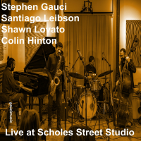 "Read ""Live at Scholes Street Studio"" reviewed by John Sharpe"