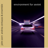 Album ENVIRONMENT FOR SEXTET by Andrea Centazzo