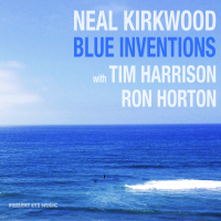 Album Blue Inventions by Neal Kirkwood