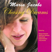 Album Chasing Dreams by Maria Jacobs