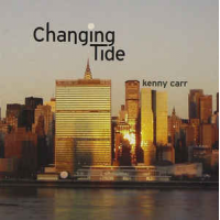 Album Changing Tide by Kenny Carr