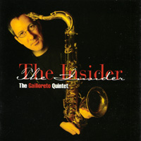 Album The Insider by Jim Gailloreto