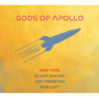 Album Gods Of Apollo by Rob Cope