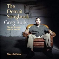 Album Detroit Songbook by Greg Burk