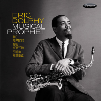 Album Musical Prophet: The Expanded 1963 New York Sessions by Eric Dolphy