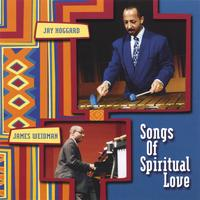Album SONGS OF SPIRITUAL LOVE by Jay Hoggard