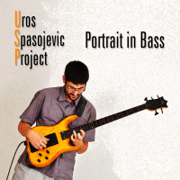 Portrait in bass by Uros Spasojevic