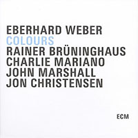"Read ""Eberhard Weber: Colours"" reviewed by John Kelman"