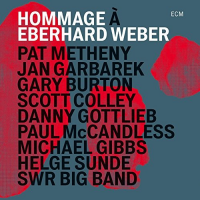 "Read ""Eberhard Weber: Hommage à Eberhard Weber"" reviewed by John Kelman"