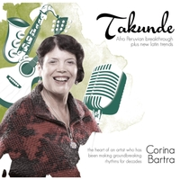 Album Takunde by Corina Bartra