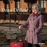 Album Ode to the Road by Dena DeRose