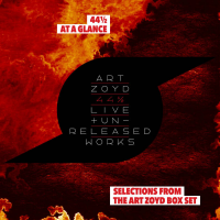 Art Zoyd - 44 1⁄2 At A Glance: Selections from the Art Zoyd Box Set