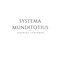 "Read ""Systema Munditotius, vol. 1"" reviewed by Mark Corroto"